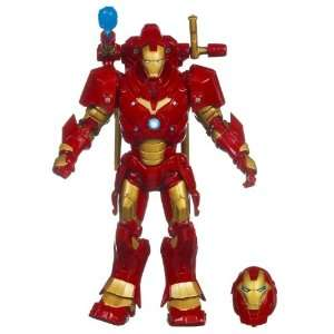 Legends Series 6 Inch Action Figure Hulkbuster Iron Man Toys & Games