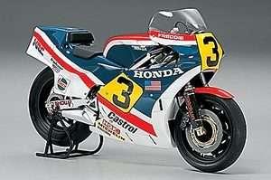 TAMIYA 1/12 Masterwork Honda NS500 V3 Motor bike 21047