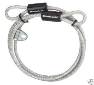 Master Lock 6 Security Cable