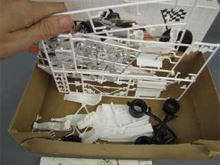 Monogram Indy Race Car Buick Lola Indy Car Model Kit