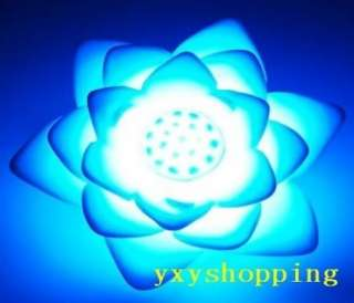 Color Changing LED Light Lamp For Party Wedding Decorating New