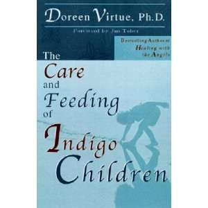 of Indigo Children [CARE & FEEDING OF INDIGO CHILD]  Books