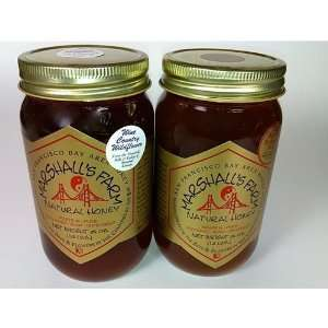 Honey 2 Jar Assortment   San Francisco Blend, Sonoma Wine Country