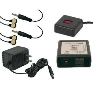 Knoll Systems Single Target Ir Repeater Kit With Black