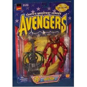 Avengers Iron Man Action Figure Toys & Games