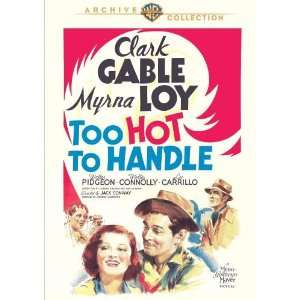 Clark Gable, Myrna Loy, Walter Pidgeon, Jack Conway Movies & TV