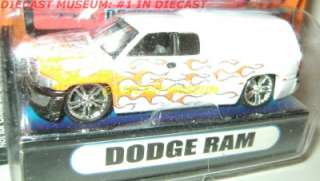 JESSE JAMES DODGE RAM TRUCK PICK UP WEST COAST CHOPPERS