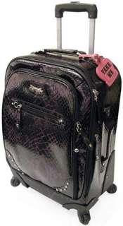 Kathy Van Zeeland Bohemian 20 Carry On Spinner Luggage