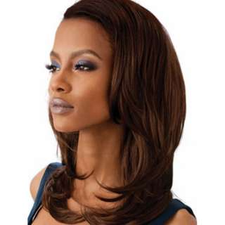 OUTRE QUICK WEAVE SYNTHETIC HALFWIG WAVY WIG   ELLEN