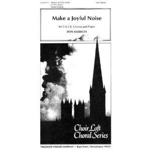 Make A Joyful Noise Books