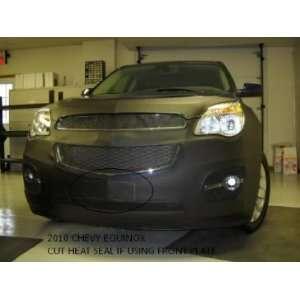 Lebra 2 piece Front End Cover Black   Car Mask Bra   Fits   Chevrolet