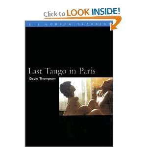 Last Tango in Paris (BFI Modern Classics) [Paperback