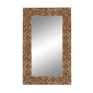 Polyurethane Frame Large Decorative Wall Mirror