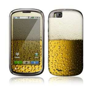 I Love Beer Decorative Skin Decal Sticker for Motorola