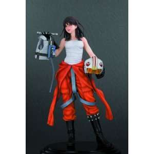 Kotobukiya Bishoujo Star Wars Jaina Solo Statue Toys & Games