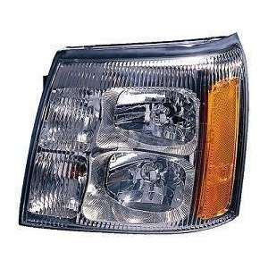 HEADLIGHT cadillac ESCALADE EXT 02 light lamp lh Automotive