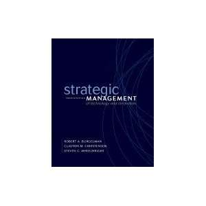 Strategic Management of Technology and Innovation 4TH
