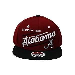 Zephyr Up Shot University Of Alabama Crimson Tide Snapback