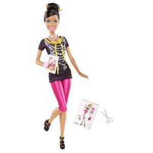 Barbie I Can Be Fashion Designer African American Doll Toys & Games