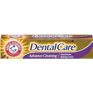 Arm & Hammer Dental Care Fluoride Toothpaste, Advance Cleaning
