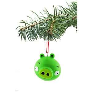 Angry Birds Licensed Ornament   Pig   Great for Holiday Christmas Tree