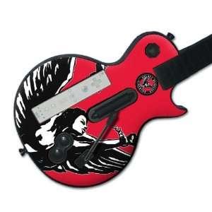 MS VELV10027 Guitar Hero Les Paul  Wii  Velvet Revolver  Fly Free Skin