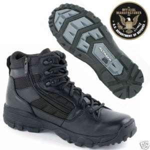 ALTAMA 3466 Black 6 LITESpeed Boots Size 7 8 9 10.5 11