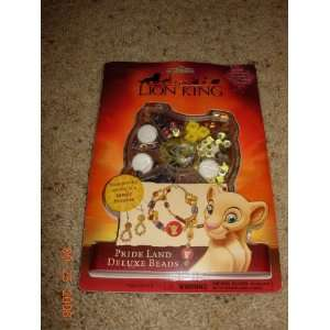 The Lion King Pride Land Deluxe Beads Set: Arts, Crafts