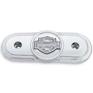 Harley Davidson Air Cleaner Insert Bling Diamond Ice 27961