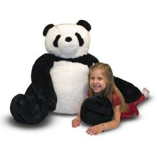 Plush Panda Bear Mother And Baby Panda Bears 17 Toys