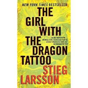 The Girl with the Dragon Tattoo (Millennium Trilogy, Book