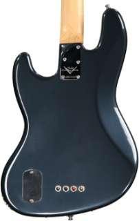 Fender Custom Shop Custom Classic Jazz Bass IV Special (Mercedes Blue