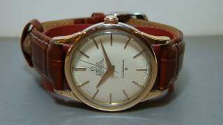 VINTAGE OMEGA AUTOMATIC CONSTELLATION STEEL GOLD 15219127 MENS WATCH