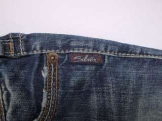 Silver Jeans TUESDAY Boot Cut New Without Tags