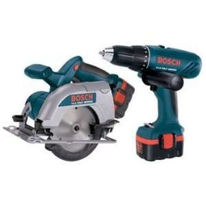 Factory Reconditioned Bosch 3660CK RT 14.4V Cordless 2 Tool Combo Kit