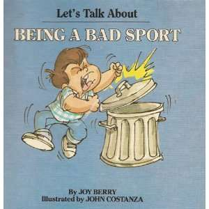 Being a Bad Sport Joy Berry, Gail Miller Books