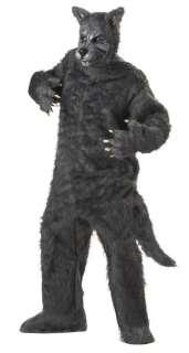 NEW Men Big Bad Wolf Suit Halloween Costume
