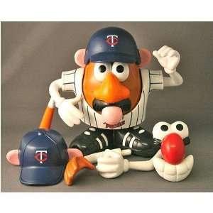 Minnesota Twins MLB Sports Spuds Mr. Potato Head Toy
