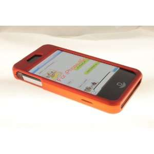 Apple iPhone 4 Hard Case Cover for Orange