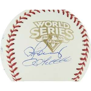 York Yankees World Series Team Autographed Baseball