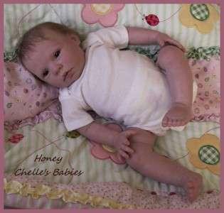Starter Kit Reborn Vinyl Doll HONEY with Denise Pratt DVD 3573