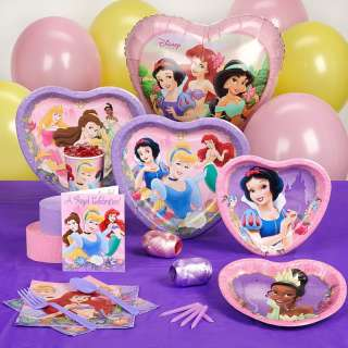 Disney Princess Birthday Party Supplies   YOU PICK