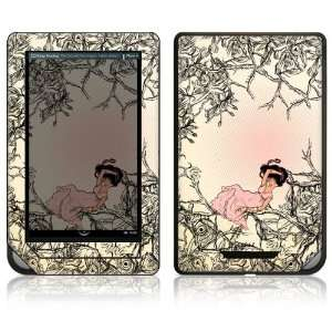 Nook Color Decal Sticker Skin   Dreaming
