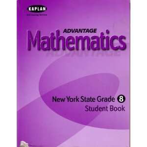 Mathematics New York State, Grade 8 Student Book unknown Books