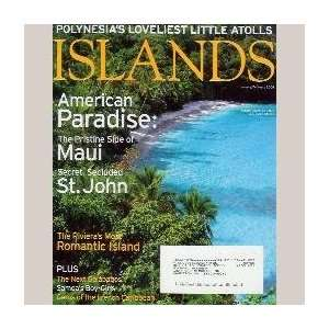 : An International Magazine (January February, 2005): n/a: Books
