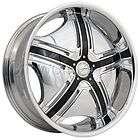 Legacy Car Wheel Rim LG9 Chrome 18 inch 4 Lug