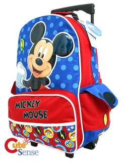 Disney Mickey Mouse Backpack 2