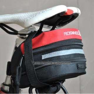 NEW Cycling Bicycle saddle bag bike Seat extending bag
