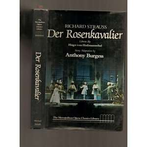OPERA CLASSICAL LIBRARY) (9780718122102) RICHARD STRAUSS Books