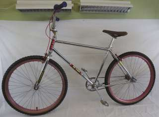 1981 Mongoose KOS Cruiser Old School BMX Complete Bike Original